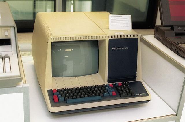 TV spot iz 70ih z računalniki iz 80ih
